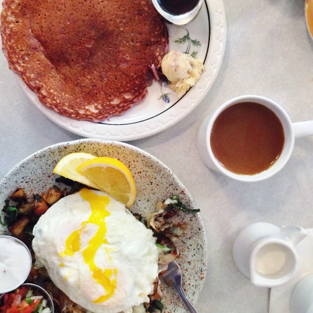 Mornin' Portland! #breakfast #portland #oregon