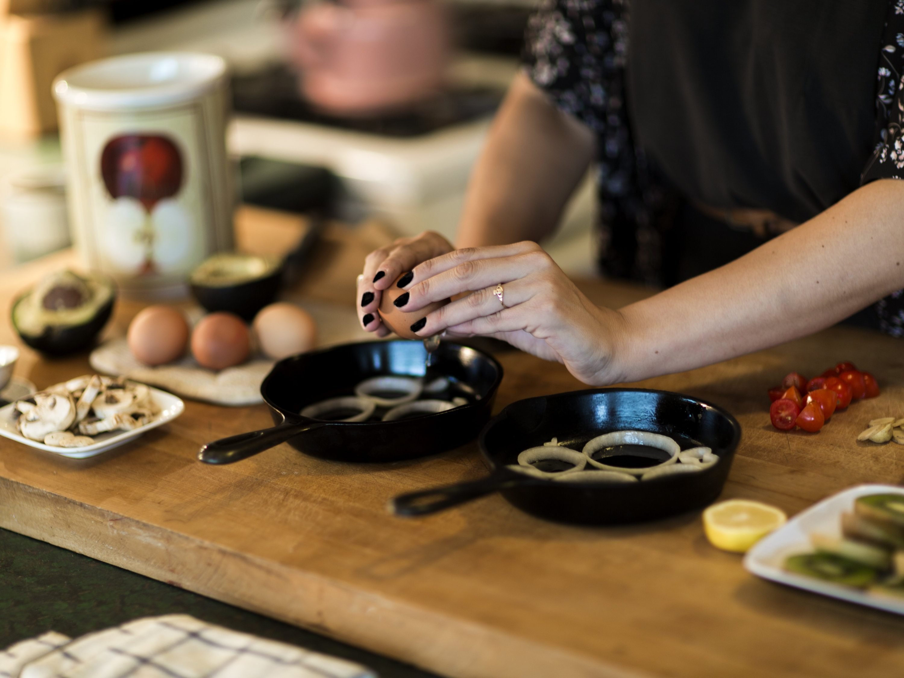 4 Ways to Add Rhythm and Self-Care Through Home Cooked Meals - Jamie ...