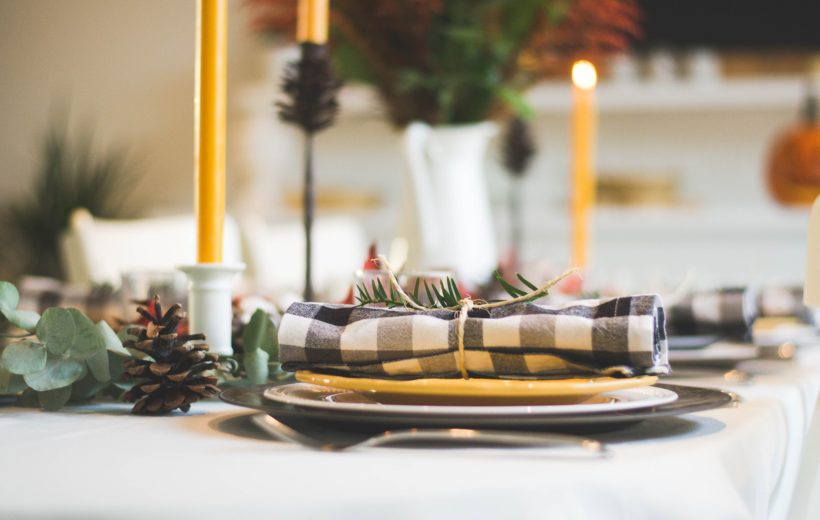 my guide to thriving on thanksgiving